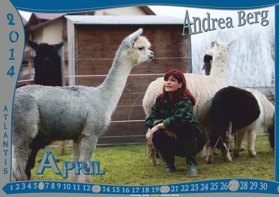 Andrea Berg - Splitternackt